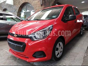 Foto venta Auto usado Chevrolet Beat LS Sedan (2019) color Rojo precio $138,900