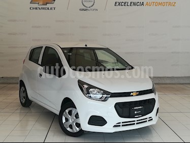 Foto venta Auto usado Chevrolet Beat LS (2018) color Blanco precio $139,000