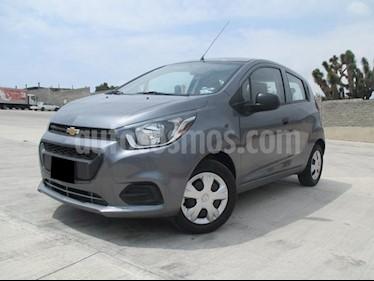 Foto venta Auto usado Chevrolet Beat LS (2018) color Gris Titanio precio $140,000