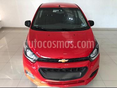 Foto venta Auto Seminuevo Chevrolet Beat LS (2018) color Rojo precio $128,800