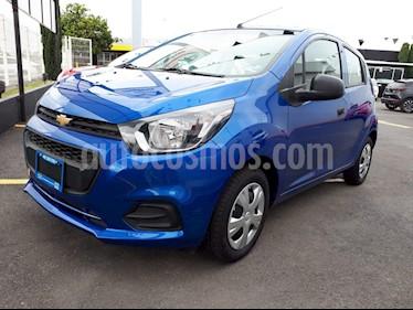 Foto venta Auto Seminuevo Chevrolet Beat LS (2019) color Azul Espacio precio $148,000