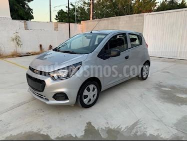 Foto venta Auto usado Chevrolet Beat LS (2018) color Plata precio $128,900