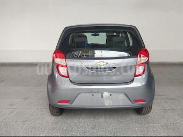 Foto venta Auto usado Chevrolet Beat LS (2018) color Gris precio $127,000