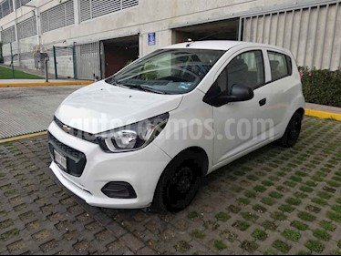 Foto venta Auto usado Chevrolet Beat LS (2018) color Blanco precio $114,500