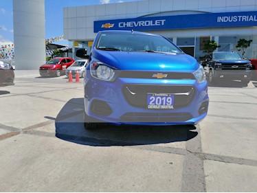 Foto venta Auto usado Chevrolet Beat LS (2019) color Azul Denim precio $142,000