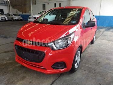 Foto Chevrolet Beat LT Sedan usado (2019) color Rojo precio $138,900