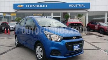 Foto venta Auto usado Chevrolet Beat LT Sedan (2019) color Azul precio $165,000