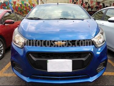 Foto venta Auto usado Chevrolet Beat LT Sedan (2019) color Azul precio $153,800