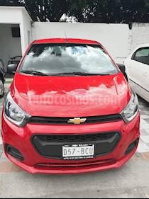 Foto venta Auto usado Chevrolet Beat LT Sedan (2018) color Rojo precio $143,000