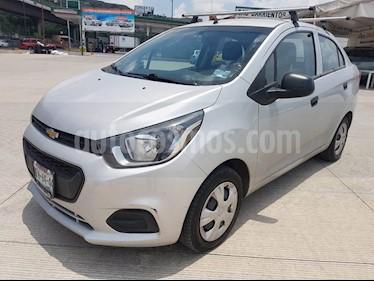 Foto venta Auto usado Chevrolet Beat LT Sedan (2018) color Plata Metalico precio $149,000