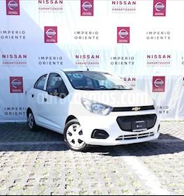 Foto venta Auto usado Chevrolet Beat LT Sedan (2018) color Blanco precio $149,900