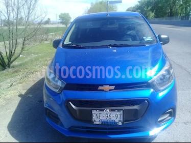 Foto venta Auto usado Chevrolet Beat LT Sedan (2018) color Azul precio $145,000