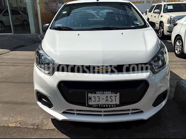 Foto venta Auto usado Chevrolet Beat LT Sedan (2018) color Blanco precio $175,000