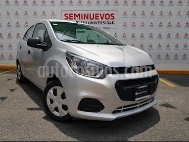 Foto venta Auto usado Chevrolet Beat LT Sedan (2019) color Plata Metalico precio $150,000