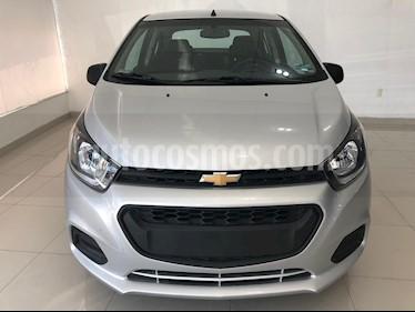 Foto venta Auto usado Chevrolet Beat LT Sedan (2019) color Plata precio $158,000