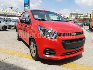 Foto Chevrolet Beat LT Sedan usado (2019) color Rojo precio $155,000