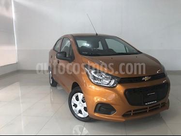 Foto venta Auto usado Chevrolet Beat LT Sedan (2019) color Naranja precio $158,000