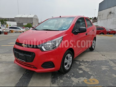 Foto venta Auto usado Chevrolet Beat LT Sedan (2019) color Rojo precio $165,000