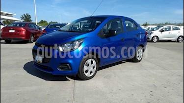 Foto venta Auto usado Chevrolet Beat LT Sedan (2019) color Azul precio $138,900