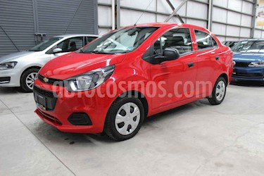 Foto venta Auto usado Chevrolet Beat LT Sedan (2019) color Rojo precio $145,900