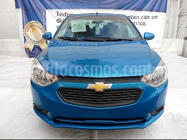 Foto venta Auto usado Chevrolet Beat LT Sedan (2019) color Azul precio $164,800