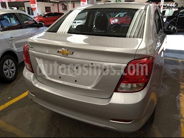 Foto venta Auto usado Chevrolet Beat LT Sedan (2018) color Plata Metalico precio $149,900