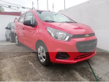 Foto venta Auto usado Chevrolet Beat LT Sedan (2019) color Rojo precio $155,000