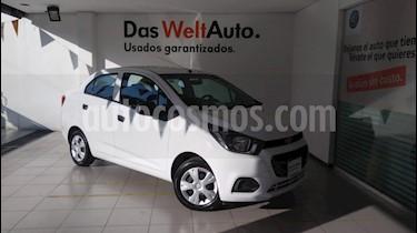 Foto venta Auto usado Chevrolet Beat LT Sedan (2018) color Blanco precio $150,000