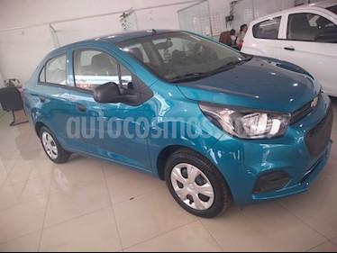Foto venta Auto usado Chevrolet Beat LT Sedan (2019) color Azul Espacio precio $159,000