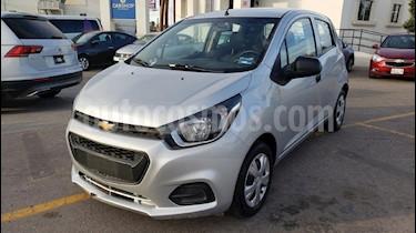 Foto venta Auto usado Chevrolet Beat LT (2018) color Plata precio $128,900