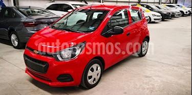 Foto venta Auto usado Chevrolet Beat LT (2019) color Rojo precio $143,900