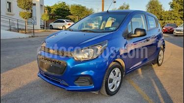 Foto venta Auto usado Chevrolet Beat LT (2019) color Azul precio $129,900
