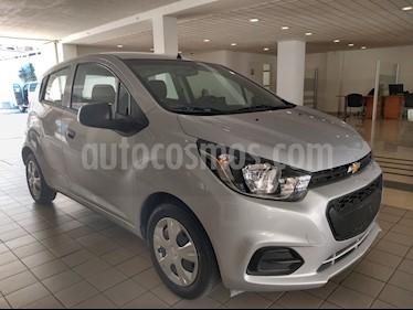 Foto venta Auto usado Chevrolet Beat LT (2018) color Plata precio $140,000