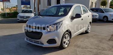 Foto venta Auto usado Chevrolet Beat LT (2019) color Plata precio $134,900