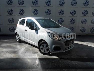 Foto venta Auto usado Chevrolet Beat LT (2018) color Plata Metalico precio $149,000