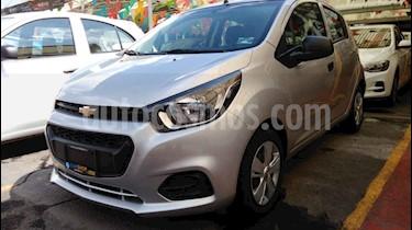 Chevrolet Beat LT usado (2019) color Plata precio $133,900