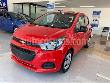 foto Chevrolet Beat LT usado (2019) color Rojo precio $133,900