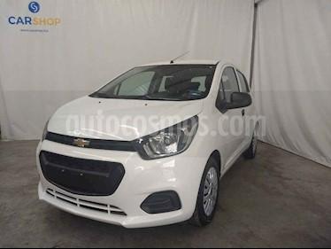 Foto venta Auto usado Chevrolet Beat LT (2018) color Blanco precio $122,900