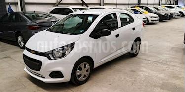 Foto venta Auto usado Chevrolet Beat LT (2019) color Blanco precio $153,800