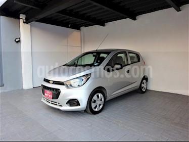 Foto venta Auto usado Chevrolet Beat LT (2018) color Plata precio $137,000