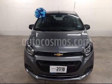 foto Chevrolet Beat LT usado (2018) color Gris precio $146,000