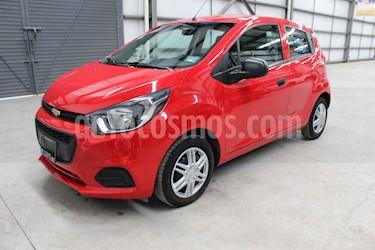 Foto venta Auto usado Chevrolet Beat LT (2019) color Rojo precio $133,900