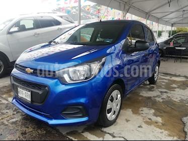 Foto venta Auto usado Chevrolet Beat LT (2018) color Azul precio $135,000