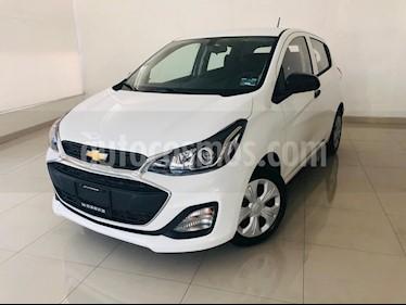 Foto venta Auto usado Chevrolet Beat LT (2019) color Blanco precio $176,000