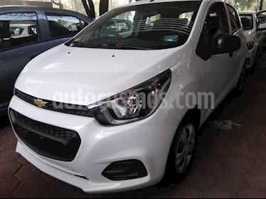Foto venta Auto usado Chevrolet Beat LT (2019) color Blanco precio $145,900