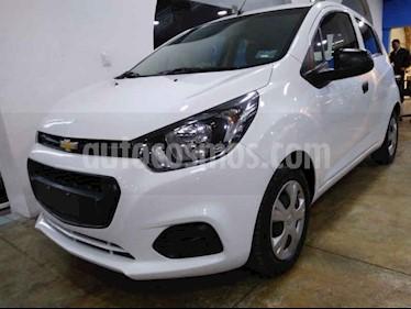 Foto Chevrolet Beat LT usado (2019) color Blanco precio $133,900