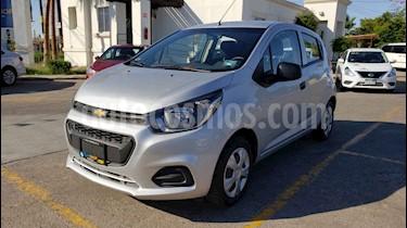 Foto venta Auto usado Chevrolet Beat LT (2019) color Plata precio $129,900