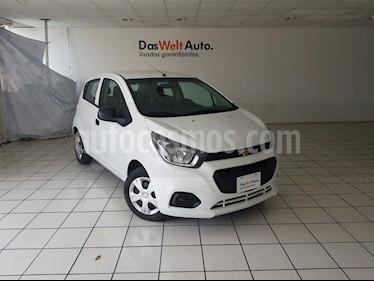 Foto venta Auto usado Chevrolet Beat LT (2018) color Blanco precio $154,900