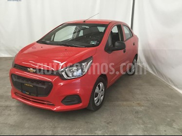 Foto venta Auto usado Chevrolet Beat LT (2018) color Rojo precio $139,800