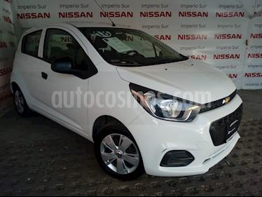 Foto venta Auto usado Chevrolet Beat LT (2018) color Blanco precio $145,000